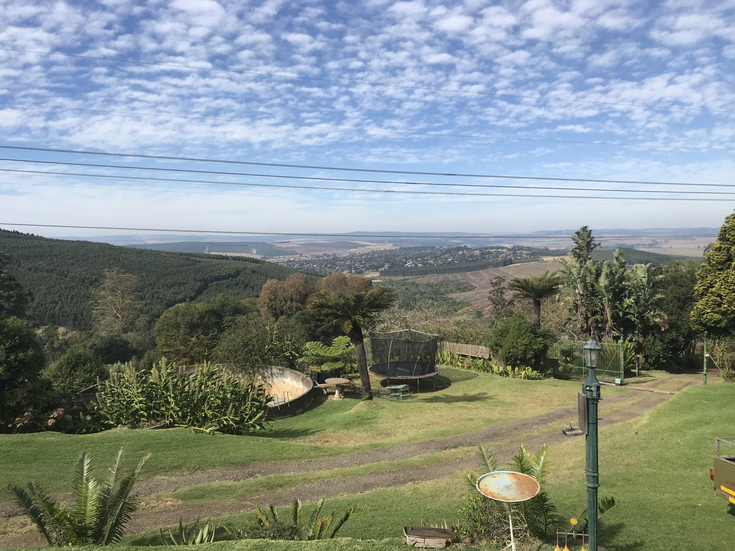 Smallholding with magnificent views